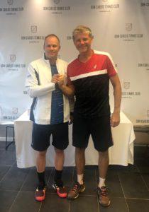 Adult Member Session @ Mercury Tennis Club | England | United Kingdom